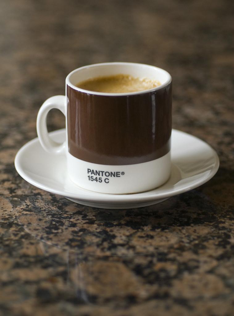 Pantone 174 1545 C Espresso Fancy Pantone Espresso Cups