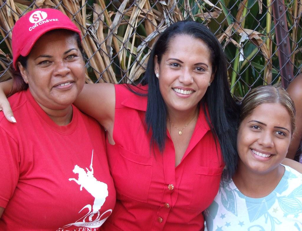 Mujeres Revolucionarias Del Municipio Jos Angel Lamas