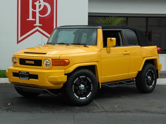 ... 2007 Toyota FJ Cruiser Custom Convertible | By Park Place LTD
