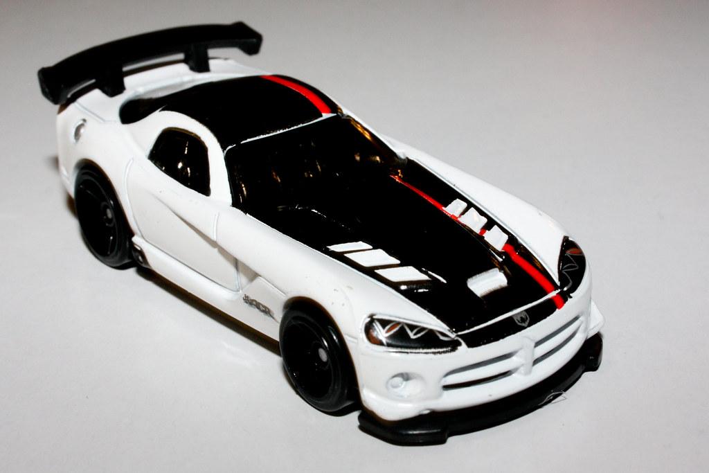 Hot Wheels Dodge Viper SRT10 ACR | Photo by Kevin Borland. | Flickr