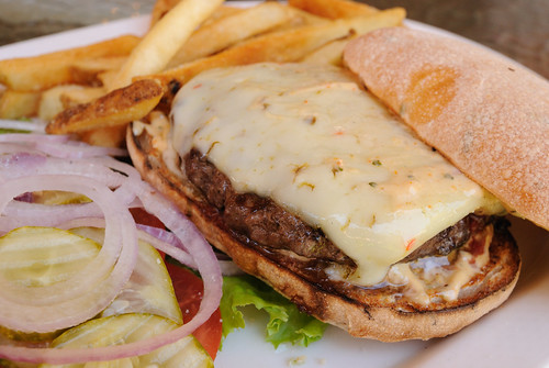 20100816 Pepperjack Cheeseburger | by Tom Spaulding