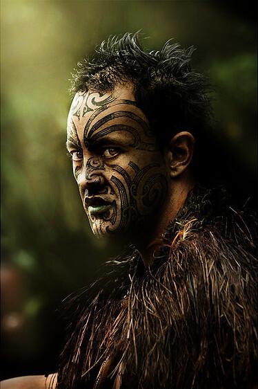 maori 4 maori guerrero ir nueva zelanda flickr