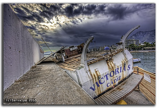 Victorias Abandoned :: HDR | by servalpe