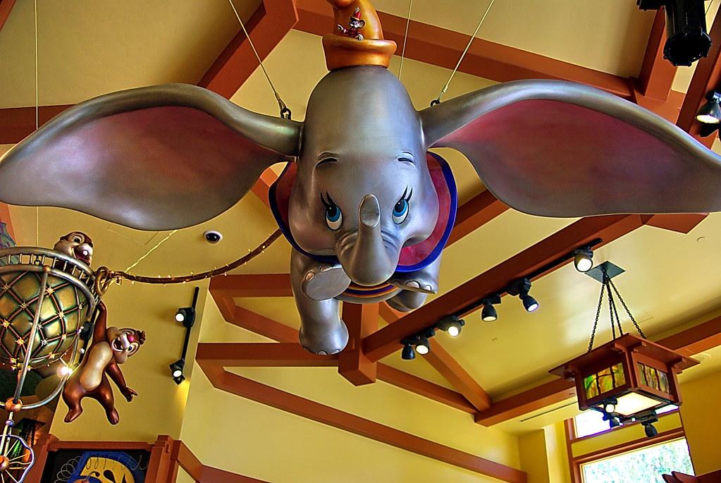 Dumbo The Flying Elephant Disneyland Store Disney Is A