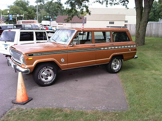 Jeep Wagoneer/Cherokee Chief | by aaronmjr