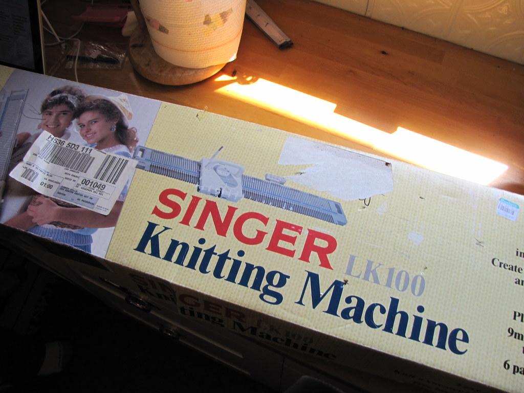 knitting machine store