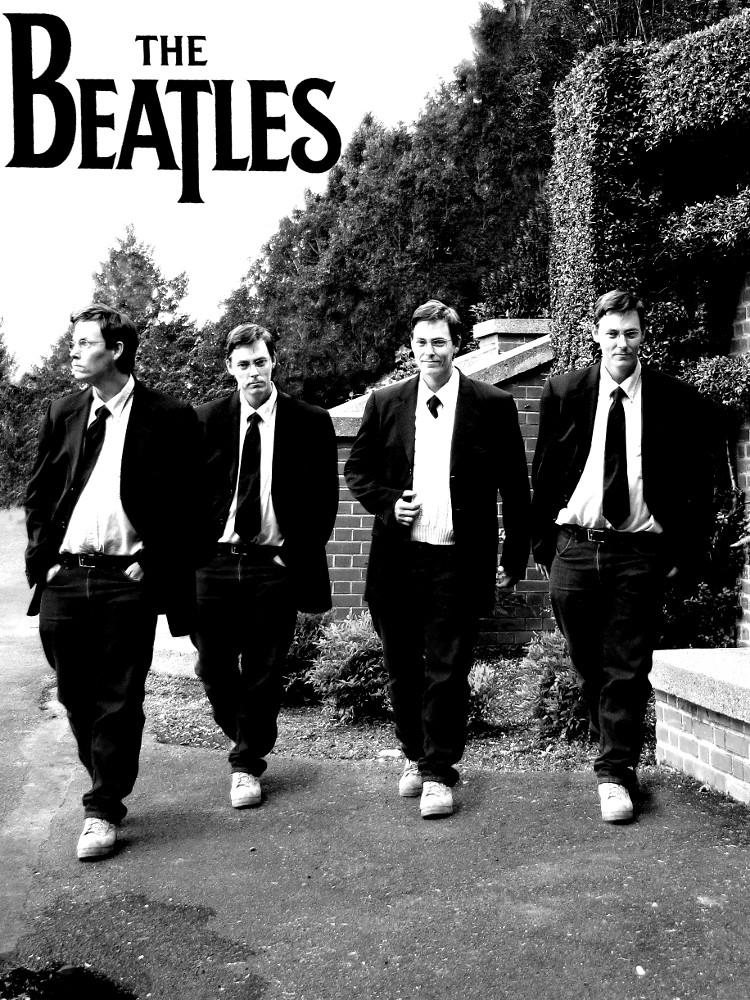 27 365 2 Beatles Clones Poster