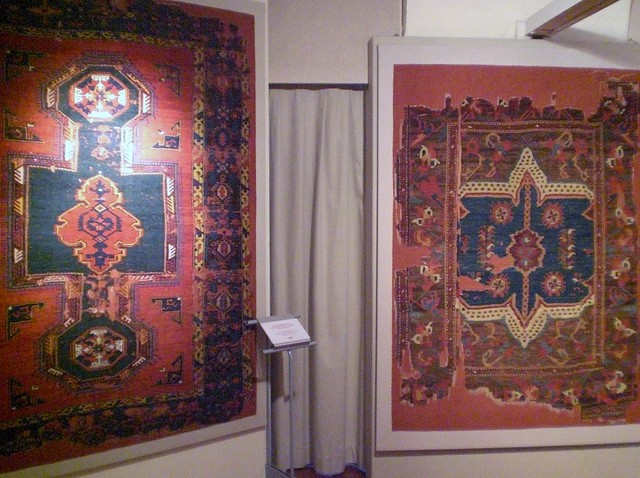 Alfombras Turcas Museo De Arte Turco E Isl Mico Estambul