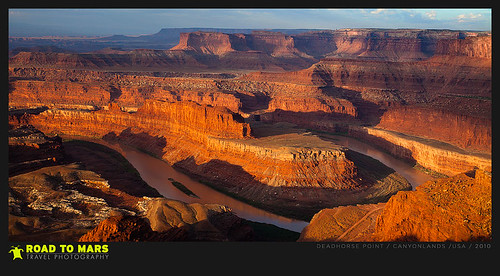 Deadhorse Point / Canyonlands / USA / 2010 | by Road to the Moon - Travel Photography