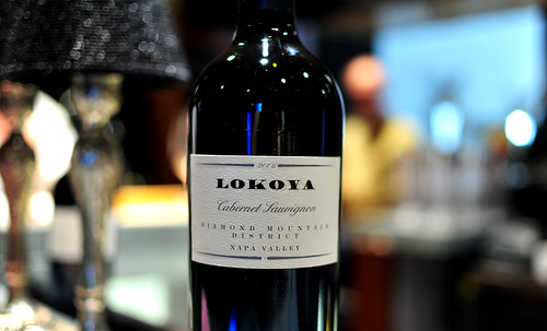 Lokoya, Cabernet Sauvignon, Diamond Mountain, Napa Valley, California, 2006 | by ulterior epicure
