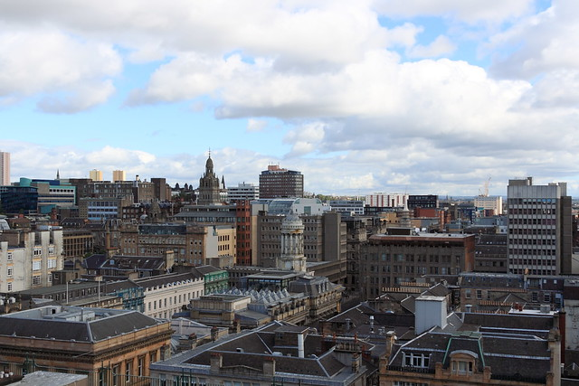 Glasgow Skyline Flickr Photo Sharing