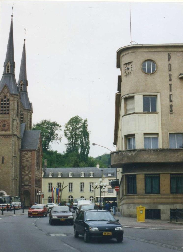 Bureau de poste gare du luxembourg - Bureau de poste gare de l est ...