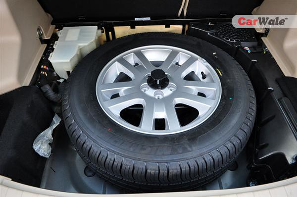 Boot Land Rover Freelander 2 Hse The Spare Tyre