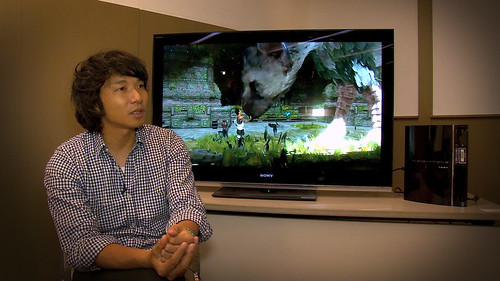 TGS: Fumito Ueda Interview | by PlayStation.Blog