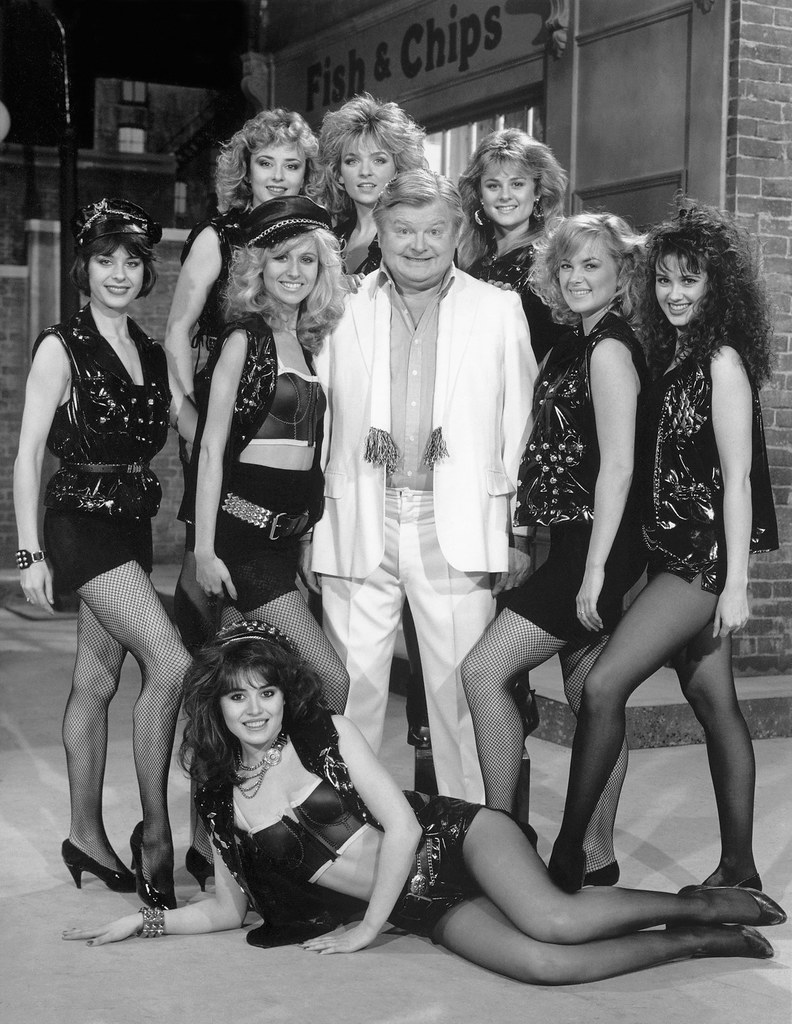 Benny hill babes retrospace org flickr