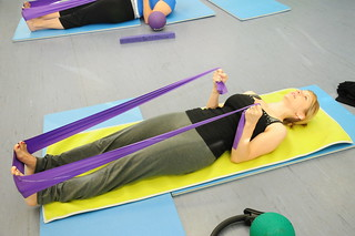 Pilates Class at PHV Activity Center | by heraldpost