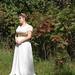 Lace Wedding Regency Period Dress