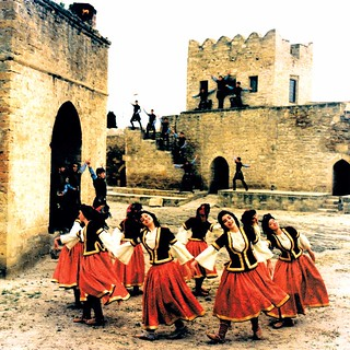 Azerbaijan national dances - Yallı Azerbaijan