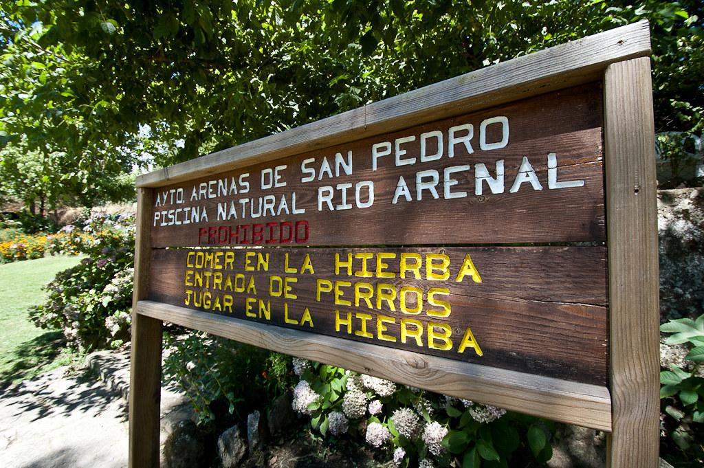 Piscinas naturales de arenas de san pedro piscinas for Piscinas naturales arenas de san pedro