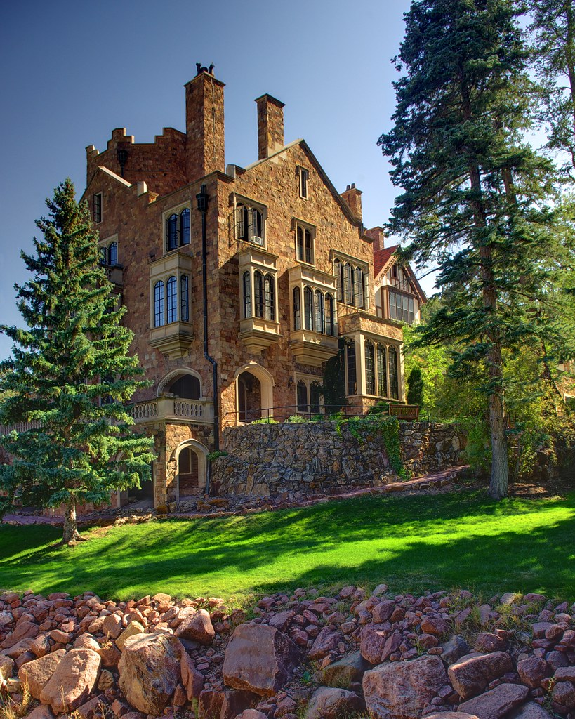 Glen Eyrie Castle Bill Flickr