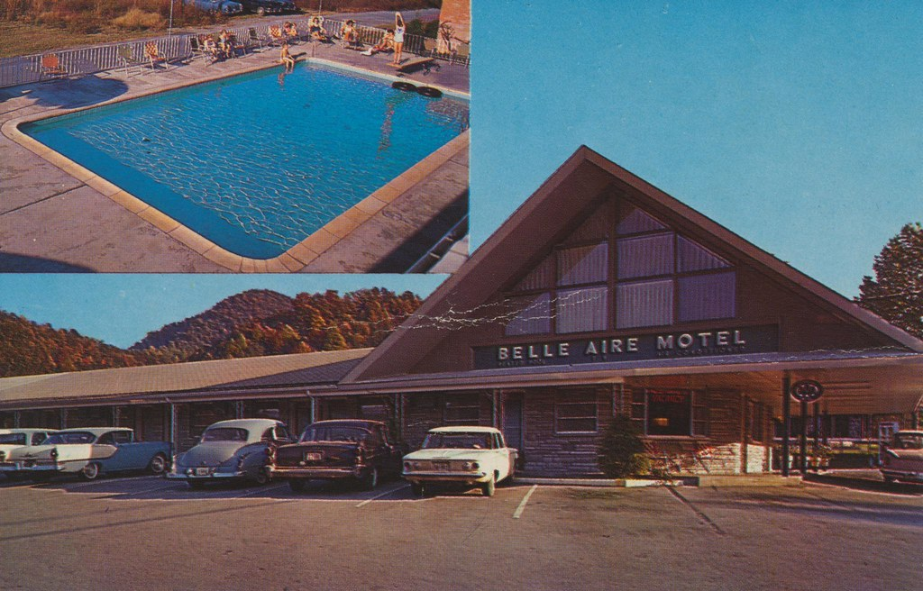 Belle Aire Motel - Gatlinburg, Tennessee