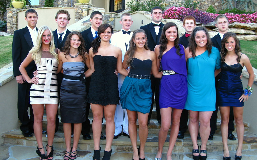 Homecoming Dance At Brentwood High School Long Island