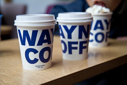 Wayne's Coffee | by bradmohr