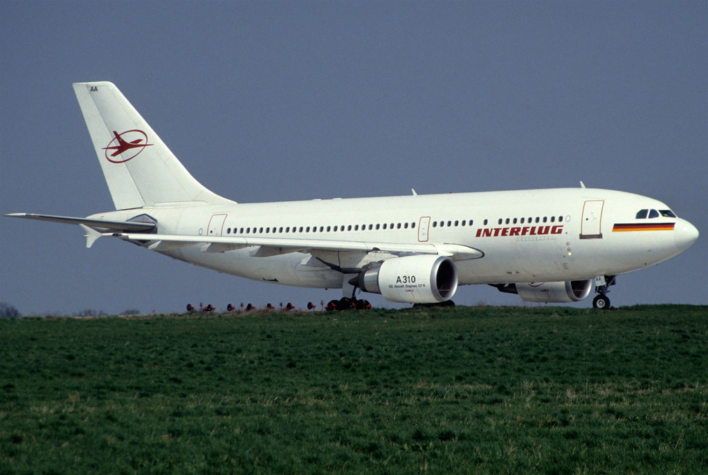 east german airliner