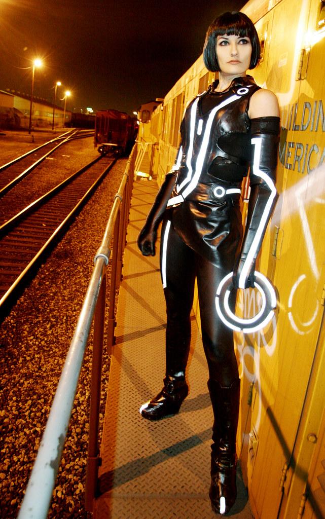 ... Tron Legacy - Quorra | by Annissë  sc 1 st  Flickr & Tron Legacy - Quorra | QUORRA. Costume recreation I made of u2026 | Flickr