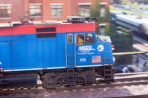 Metra 175 Pan, Chicago, IL. | by MADYUSN1