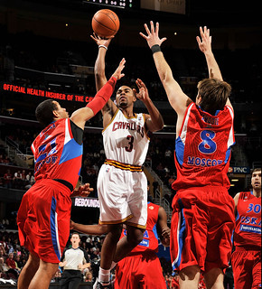 Ramon Sessions Shoots | by Cavs History