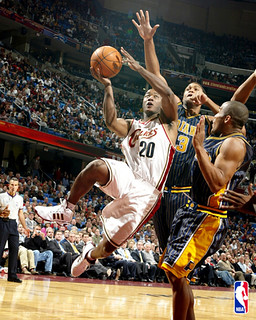 Eric Snow Shoots | by Cavs History