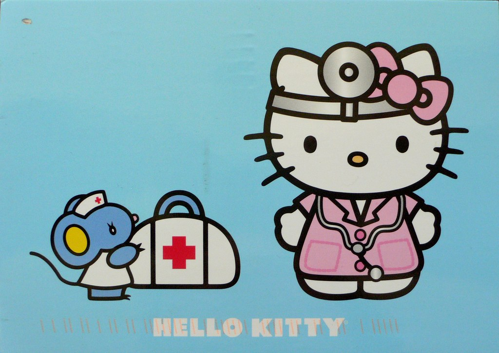 Hello Kitty Nurse   Lovely!!! The Nederlands #2 Tiffie