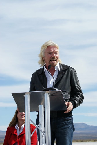 Sir Richard Branson | by Jeff Foust
