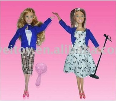 By Sailorb Fake Barbie Type Doll With Jakkspacific Hannah Montana Face Mold By Sailorb