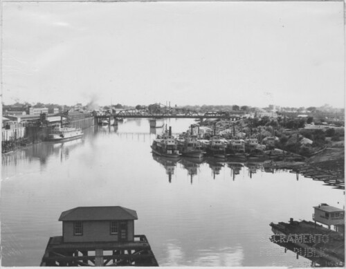 Sacramento River Waterfront, c.1904 | by leiris202