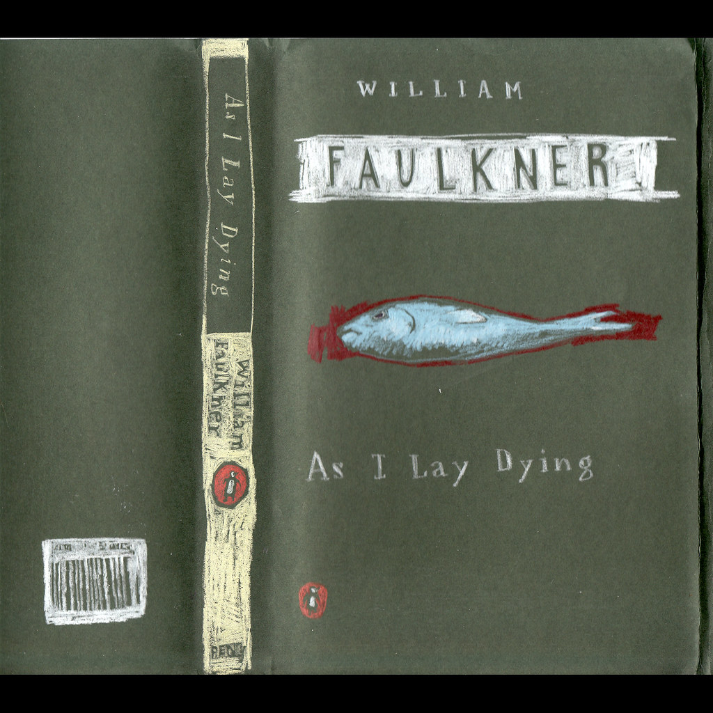 as i lay dying book Online shopping from a great selection at books store william faulkner - the sound and the fury/as i lay dying: sound and the fury and as i lay dying (readers' guides to essential criticism.