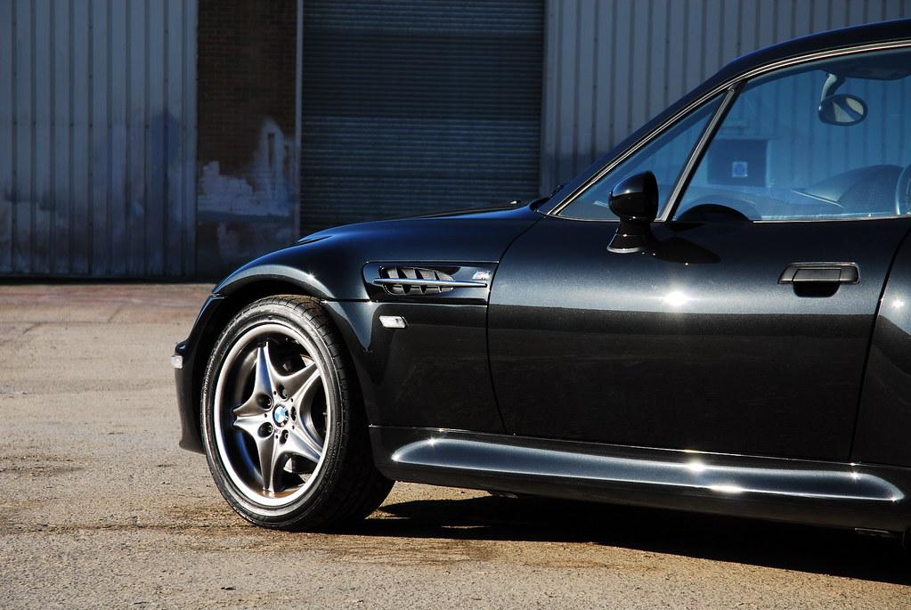 2001 BMW Z3 M Coupe  Sapphire Black  purefinishcouk  Flickr