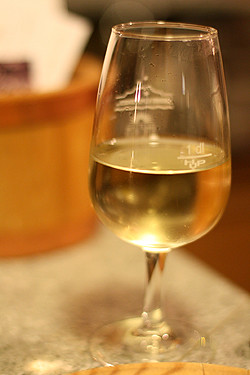 swiss white wine | by David Lebovitz