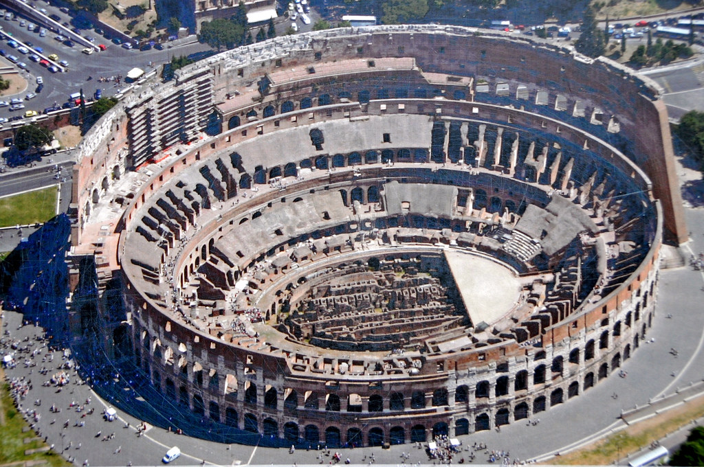 coliseum the construction and history of essay History ancient history when was the colosseum built in rome the main reason for the construction of the colosseum was to symbolize the power of rome and its.