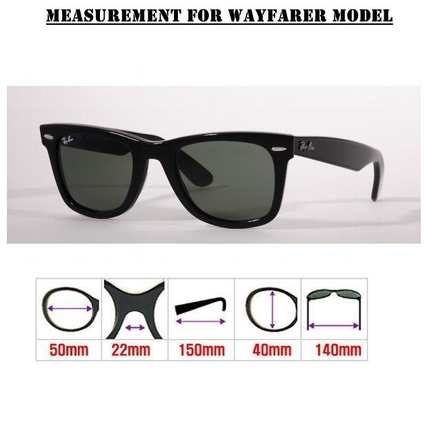 canada ray ban sunglasses wayfarer sizes d2b30 030b3