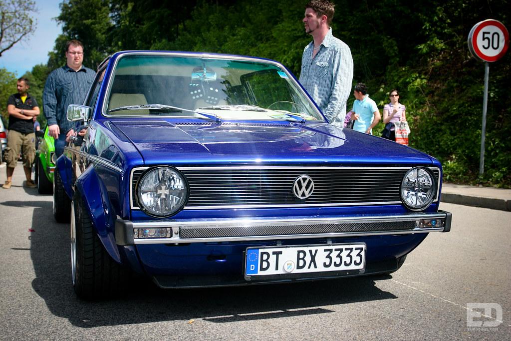 Vw Caddy Mk1 Worthesee 2010 Eurodubs Com Flickr