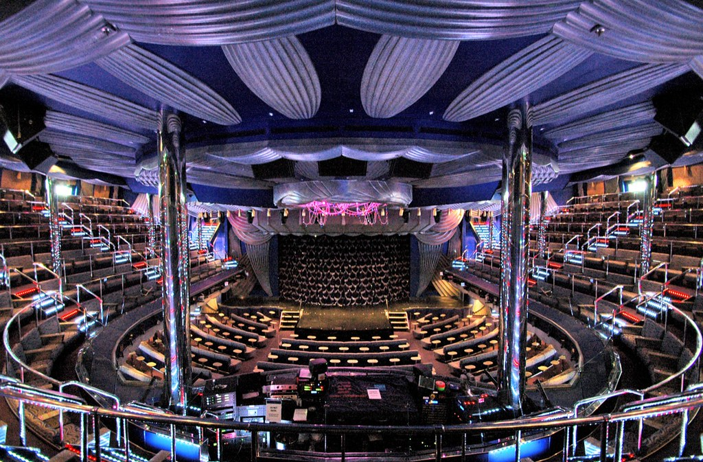Show Room On Carnival Splendor Quot Spectacular Spectacular