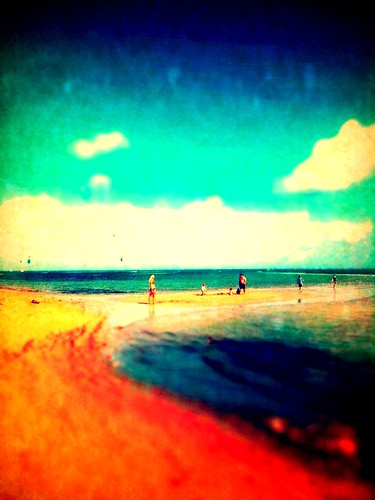 Sandbar Sunday | by Jaime Ferreyros - iphoneographer