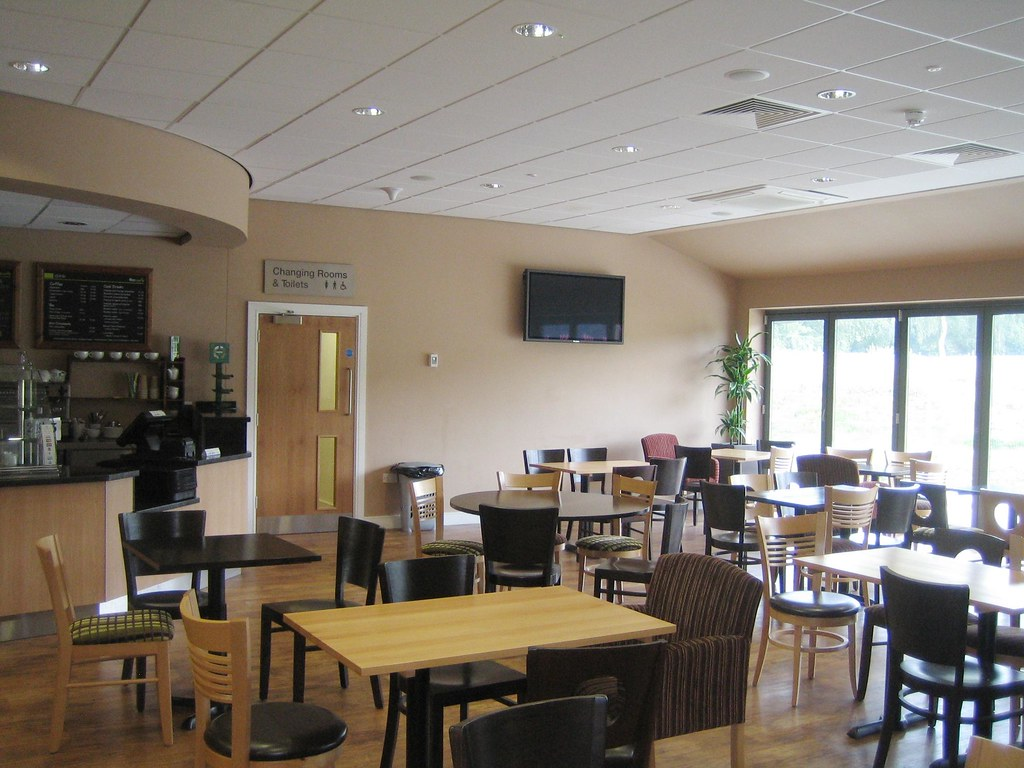 ... Finchampstead Baptist Church   Cafe 4 | By Alpha Furniture / Alpha  Furnishing Ltd