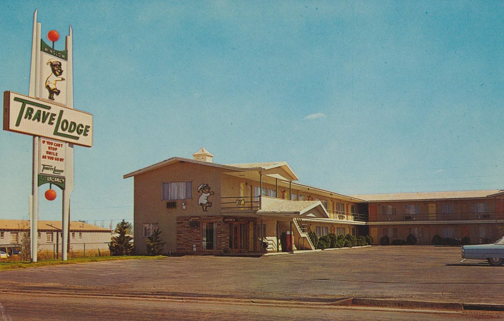 Travelodge - Winslow, Arizona
