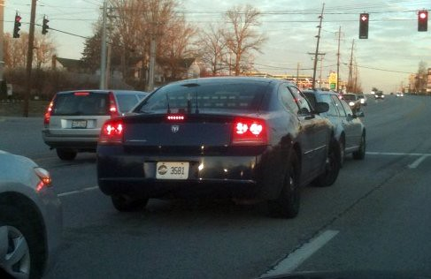 Kentucky State Police Dodge Charger An Unmarked