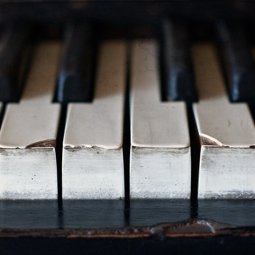 The Piano | by Julie Rideout