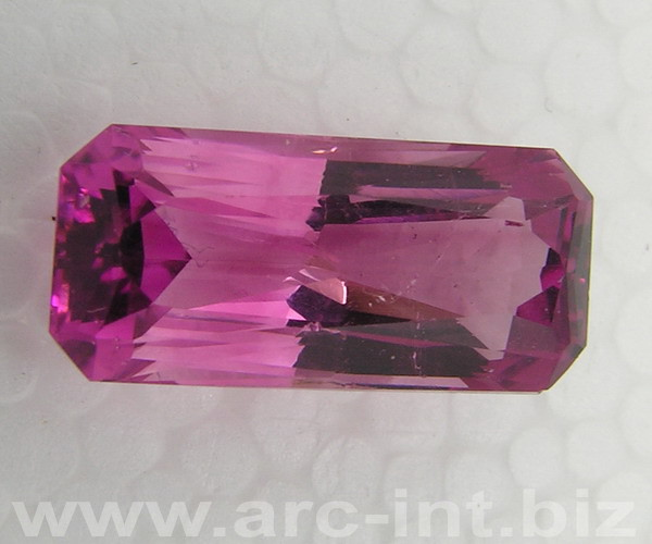 Afghanistan Faceted Pink Tourmaline 01 Welcome To