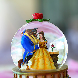 Beauty and the Beast Snowglobe | by gbrummett